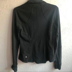 lululemon athletica Sweaters - LULULEMON black jacket